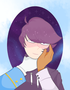 Gimme space, I'm feeling dandy by Lucybel-Sama