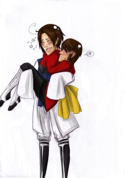 APH: KoHo Don't carry me by hk-ink