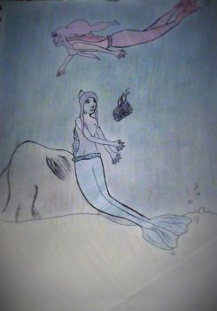 A New Kind of Mermaid by ShadowIsStillAlive