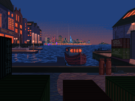 Harbor by 5ldo0on
