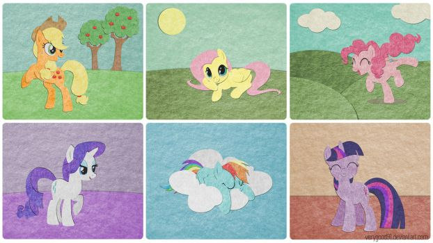 Soft Wallpaper by VeryGood91