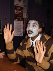 Mime Your Business by BBManik