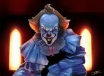 Pennywise by AdventureTime-lover