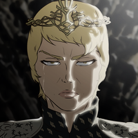 All Hail, the Mad Queen Cersei by SoDrawnOut