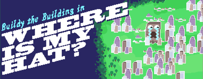 Promo banner for a Game Jam game by Norrec18