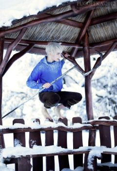 Jack Frost - Rise of the Guardians by Pugoffka-sama
