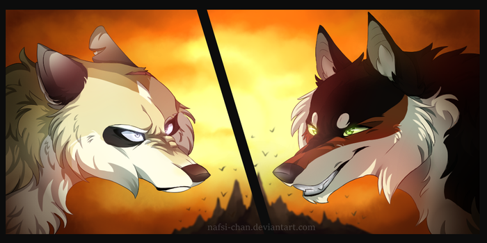 .:WoLF:. 'Twas Just A Joke by Nafsi-chan