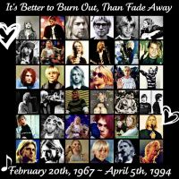Happy Birthday Kurt Cobain by ShyMelody