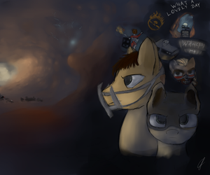 The Fury Road by CometFire1990