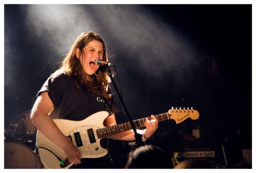 Electric Lady - Alex Lahey IV by banjoeskimo