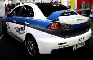 Lancer Evolution by toyonda