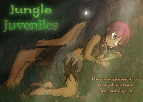 Jungle Juveniles Cover Page by PhantomGline