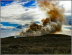 Fire on the mountain... by gracie16