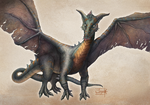Dragon by Anant-art