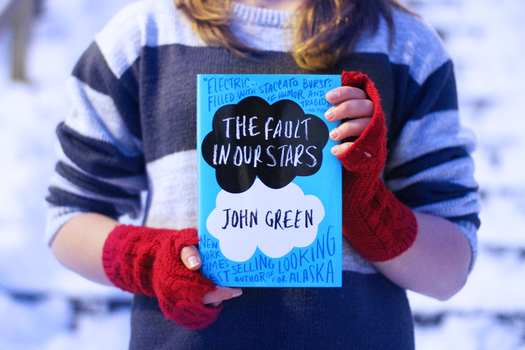 The Fault in Our Stars by PhotosandBooks