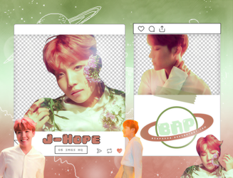 Pack Png 1536 // J-Hope (BTS) (LY - Her) by BEAPANDA