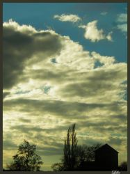 sky and clouds by lulu2000
