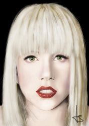 Lady Gaga by art1st1cDes1gn