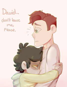 Don't leave by stariitea