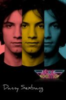 Starbomb: Danny Sexbang Poster by WLiiALuv4Ever