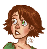 Iscribble Punzie by Bonka-chan