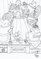 little spice shop (WIP UPDATE) by GracieCouture