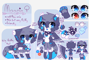 magpie ref + march 2018 by magpaii