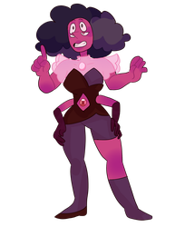 Rhodonite by CrabStag