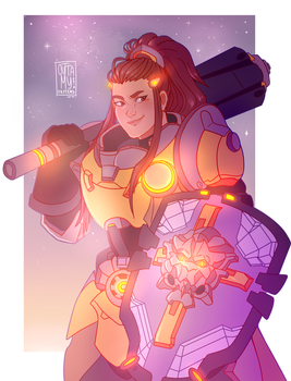 Brigitte Lindholm by OuttaMySystems