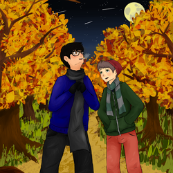 Autumn by realalfred