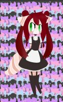 Kurai!! {new Oc} by DalilaAmethyst