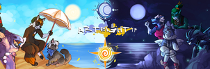 Art Fight 2017 Banner by artyfight