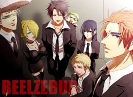 The Beelzebub Gang :3 by nomnomcat