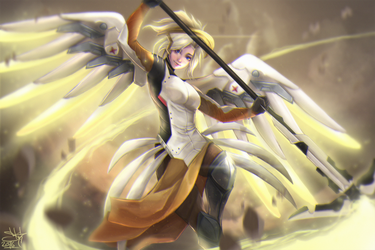 Mercy by Samritaaa