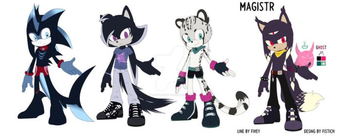 Sonic adopt [Closed] by KarmaGeLight