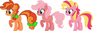 Pinkiejack adoptables CLOSED by ColossalStinker