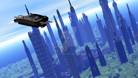 future city by akeel1701