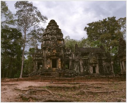 Prasat Baphuon #4 by Roger-Wilco-66