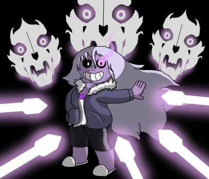 AU # 10: Bad Times With Amethyst by Ravencourse