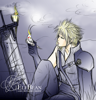 Final Fantasy VII @ Wisp by ElfBean