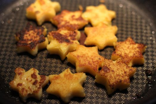 Sage Polenta stars by sweetdreams68