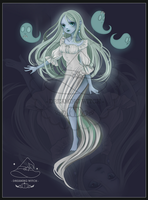 Ghost Adopt AUCTION (Closed) #11 by Dreaming-Witch