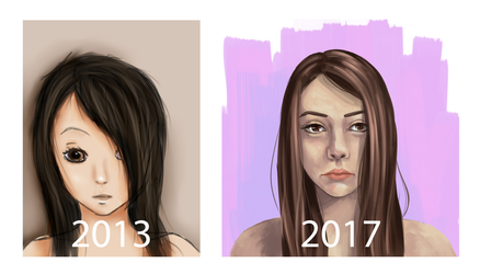 Draw this again | 2013-2017 by oseille