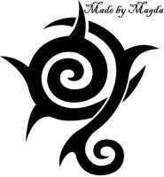 Tribal Tattoo by magdusia38