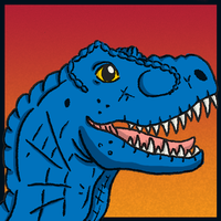 Rex Icon by Erikku8