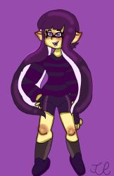 Splatoon Taylor in the photo by Taylorthedog1