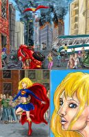 Supergirl page 3 by 08yo8387