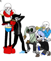 LOADS OF CALCIUM by TheWarpyro