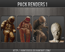 Primer pack de Renders by HunterDsg