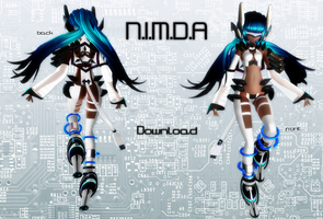 N.I.M.D.A DL (ENDED DISTRIBUTION) by Xoriu